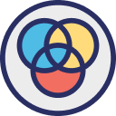 The design plan icon