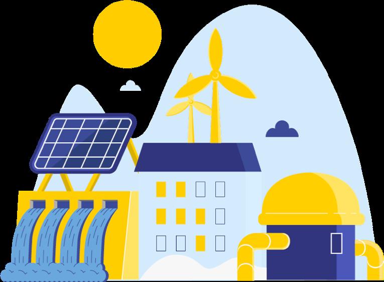 ilek , fournisseur d'énergie renouvelables