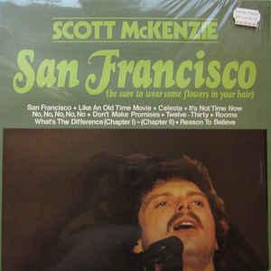 Scott McKenzie Coleccion Metropolica