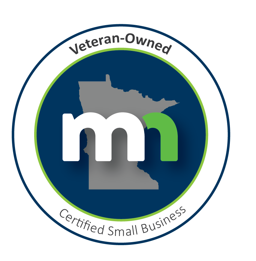 Veteran Owned Certified Small Business Minnesota