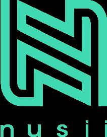 Nusii Branding Example Logo